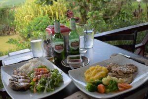 Lunch at Casa Nosstra - Grecia, Costa Rica